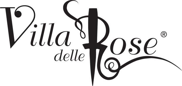 logo villa delle rose riccione
