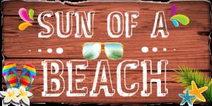 Pacchetto sun of a beach