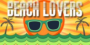 2. BEACH LOVERS