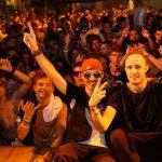 beach party djs Rimini