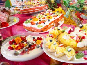 buffet- dolci hotel-morfeo-rimini