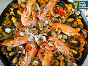 piatto-di-pesce-ristorante hotel-morfeo-rimini