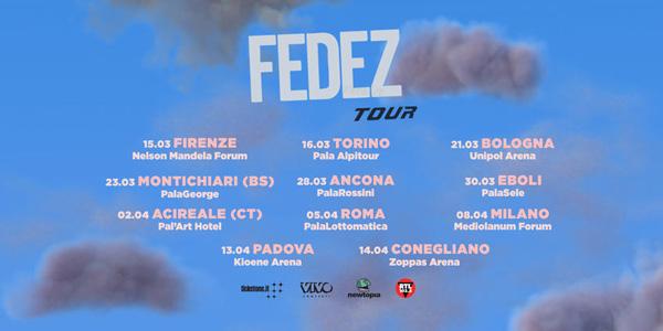 FEDEZ TOUR