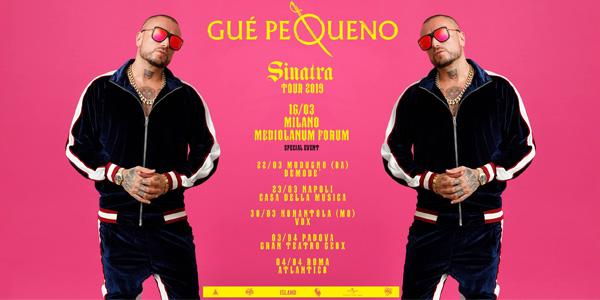GUE PEQUENO - SINATRA TOUR