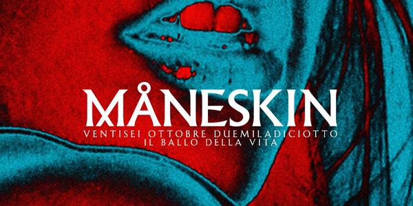 MANESKIN-- IL BALLO DELLA VITA