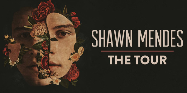 SHAW MENDES - THE TOUR
