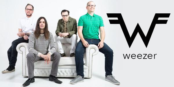 WEEZER - X PIXIES SPRING 2019 TOUR