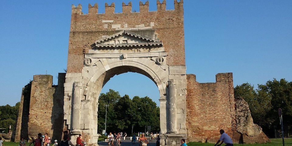 Arc August Roman Arch Rimini