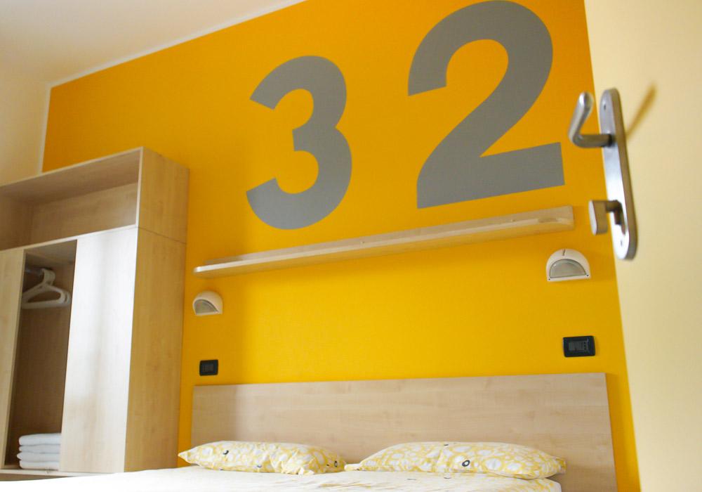 interno di una camera-hotel-morfeo-1 di Rimini