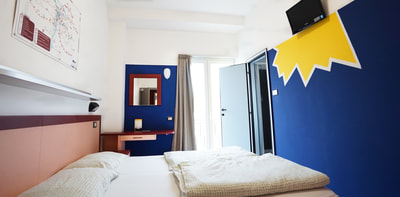 elba camera blu