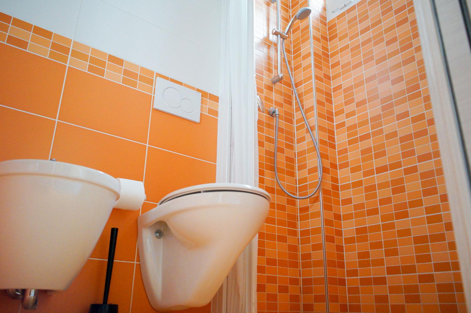 bagno hotel mmorfeo