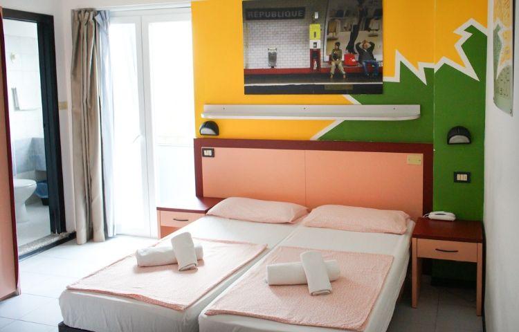 stanza 3 hotel Elba
